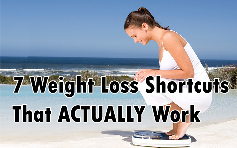 We would never tell you that take weight-loss supplements or to trying something super sketch like the corset diet