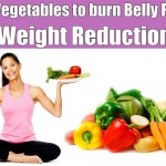Best Vegetables to burn Belly Fat and Weight Reduction