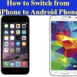 How to Switch From iPhone to Android Phone