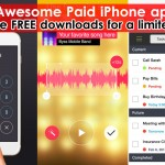 7 Awesome paid iPhone apps that are Free Downloads for a limited time