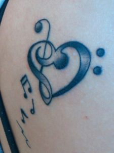 7 Best Music Tattoos That Speaks Your Passion