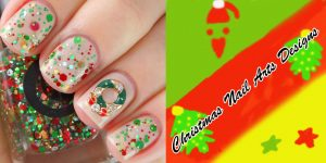 12 Excellent DIY Christmas Nail Art Designs